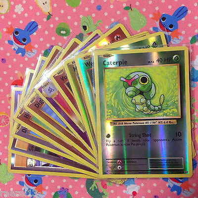 XY Evolutions Reverse Holo Foil - Pokemon Cards Selection - Pick from List!