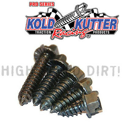 1 Inch 1000 Pack Kold Kutter Racing Track Tire Ice Studs/screws Motorycle Snow