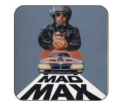 MAD MAX Fridge Magnet Large size 9cm by 9cm Mad Max Film