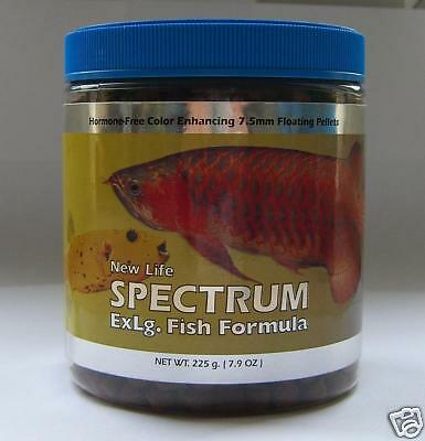 New Life Spectrum Extra Large Fish Formula 225g  7.5m pellet For Large Fish