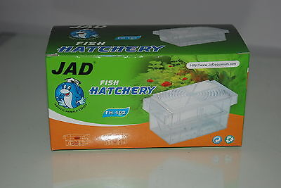 Guppy Breeding Trap Suitable For All small Aquarium Fish 20 x 9 x 11 cms Large