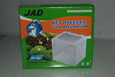 Aquarium Single Net Breeder Suitable For All Small Fish