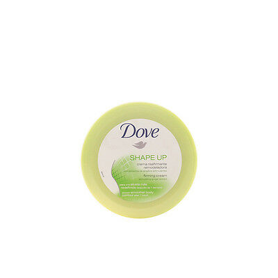 Cosmética Dove unisex SHAPE UP crema reafirmante y remodeladora 250 ml