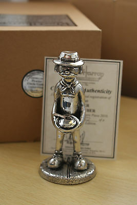 UNCLE GUBER PEWTER Robert Harrop Camberwick Green Limited Edition - CGMILL05