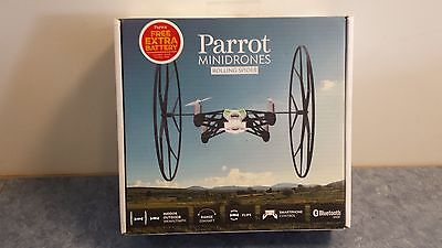 NEW!!! PARROT MINIDRONES ROLLING SPIDER Free Shipping!!!!  BLUETOOTH