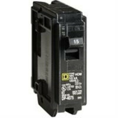 Square D by Schneider Electric HOM115CP Homeline 15 Amp Single-Pole Circuit Brea