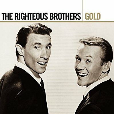 THE RIGHTEOUS BROTHERS : GOLD (CD) Sealed