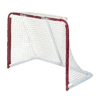 All Purpose Hockey Or Soccer Steel Goal for Indoor or Outddor Play