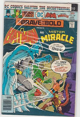 Brave And The Bold Batman 128 142  143 192 193