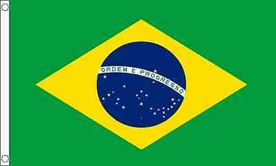 PARTY PACK!  Brazil Brazilian Flag Table Flags Bunting Event Decorations