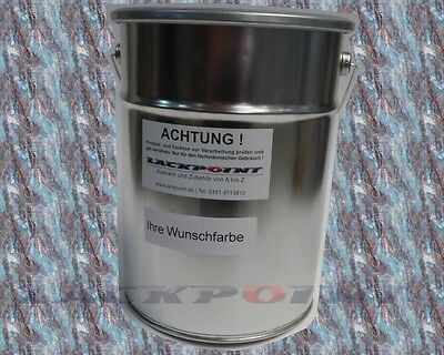 1 Litre Basecoat Spray Finish VW LH6Y Spice Green Pearl Metallic Car paint