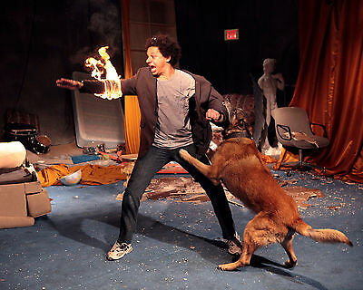 Eric Andre The Eric Andre Show 'Very Funny' 8x10 Photo Type A