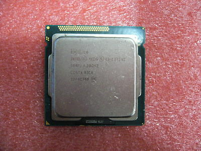 QTY 1x INTEL Xeon E3-1225 V2 Quad Core CPU 3.20GHZ/8MB LGA1155 SR0PJ