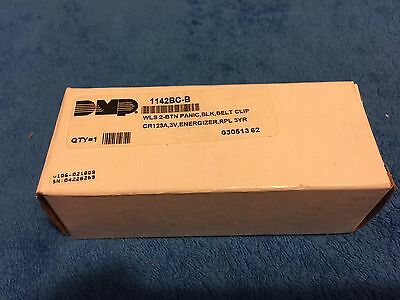 DMP 1142BC-B 2 button hold up transmitter  NEW  Free Ship