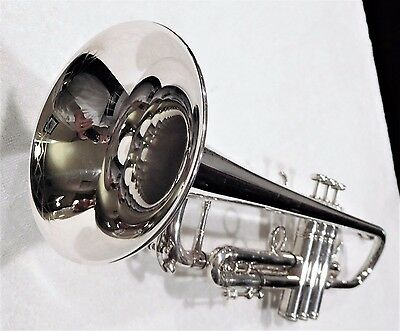 Benge 3X+ Professional Silver Bb Trumpet- Gorgeous and Original- 3X plus