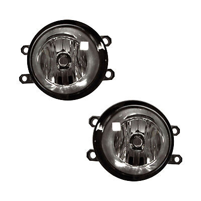 Fog Lamp Kit for 2010 Lexus RX350/RX450h [Clear Lens Set of 2]