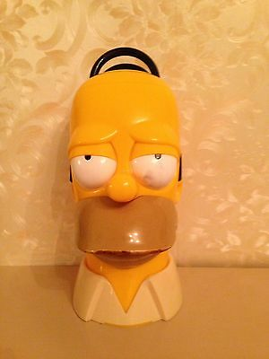 Rare The Simpsons Homer Cookie Jar