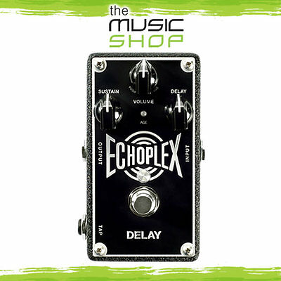 New Dunlop Echoplex Delay Pedal - EP103 Guitar Effects Pedal