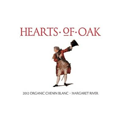 2015 Hearts Of Oak Chenin Blanc (12 Pack)