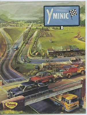 C.1950's English 15 Page Colourful Triang Minic Toy Catalogue Average + Cond X74
