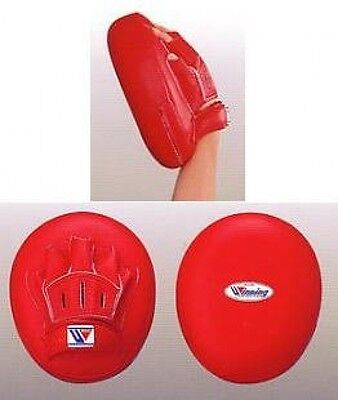 New Winning Boxing CM-50 Soft Type Punch Mitts Japan import Fast Shipping