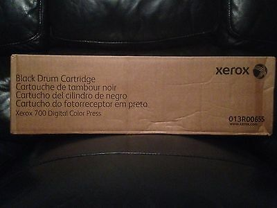 Genuine Xerox 700 700i 770 Digital Color Press Black Drum Cartridge 013R00655