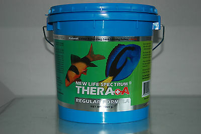 New Life Spectrum Thera A Formule + Extra Ail 2000g Tube 1mm Granulé De Bois