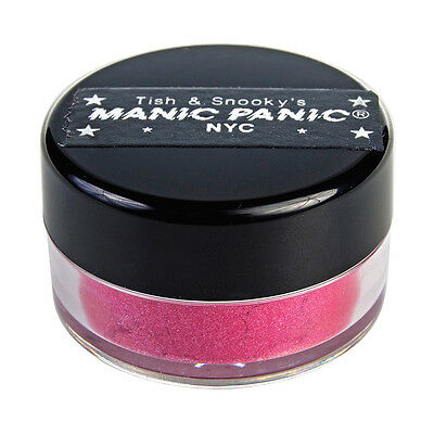 Manic Panic Poudre Paillette Corps Cheveux Visage Maquillage Rose Hot Hot Pink