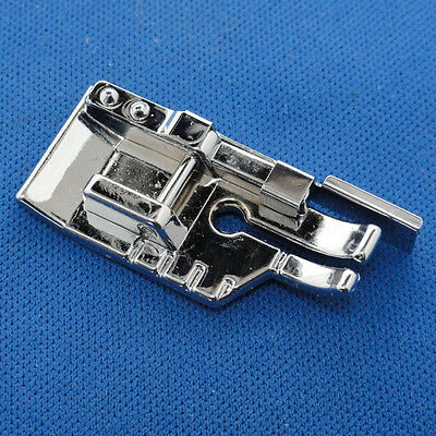 """1/4"""" Quilting Patchwork Presser Foot w/ Edge Guide For Domestic Sewing Machines"""