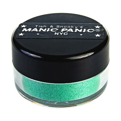 Manic Panic Poudre Paillette Corps Cheveux Visage Maquillage Turquoise Mermaid