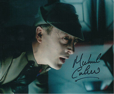 Michael Culver In Person Signed Photo - B215 - Star Wars