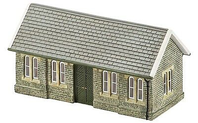 Hornby Granite Station Waiting Room R9837 OO Scale (suit HO also)