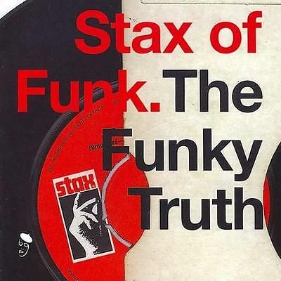 Stax Of Funk - The Funky Truth  New Sealed 2X Lp Vinyl  Soul / Funk (Bgp