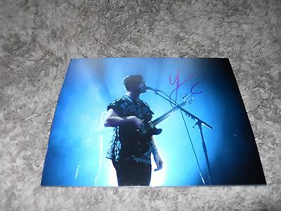 FOALS SIGNED PHOTO [obtained in person] # 2