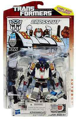 Transformers Generation Deluxe Figure 30Th Anniversary Autobot Crosscut