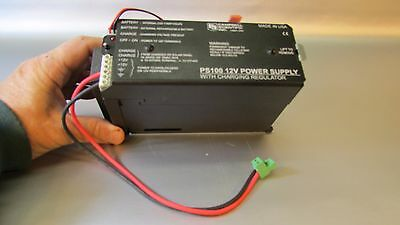 Campbell Scientific PS100 12V Power Supply with Charging regulator - Add Battery