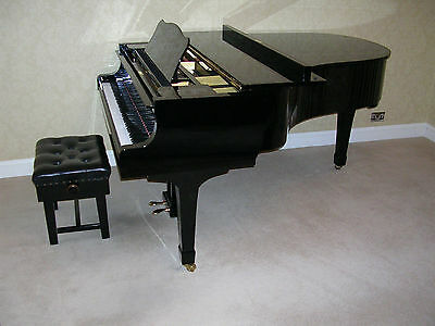 Yamaha C3 Grand Piano. Stunning Touch And Tone  5 Year Guarantee