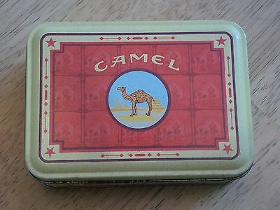 Camel Lighter Collectible Tin with 4 Lighters
