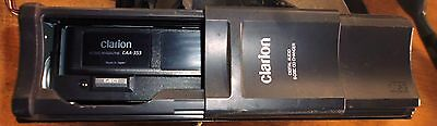 Clarion 6 Disc Cd Changer Cartridge Caa-355 From A Peugeot 406