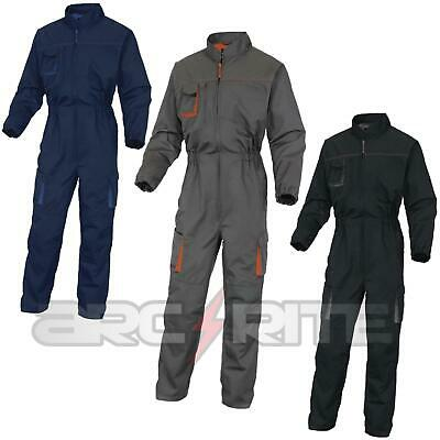 Delta Plus Mens Overalls M2CO2 Mach2 Formerly M2COM Panoply Boilersuit Coveralls