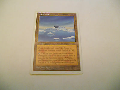 1x MTG Banchisa-Ice Floe Magic EDH 5th Quinta ed Base ITA Italiano Legacy x1
