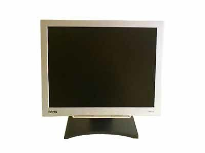 """BenQ FP51G 15"""" LCD Monitor. Unused and in sealed box."""