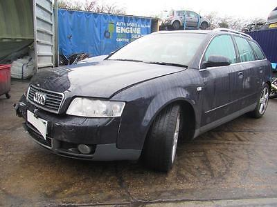 2003 Audi A4 T Sport Salvage Category C 053741