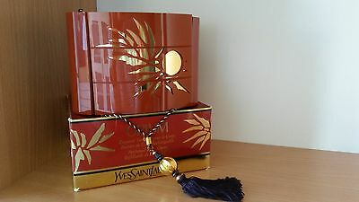 Ancien coffret factice, onguent Opium de Yves Saint LAURENT YSL