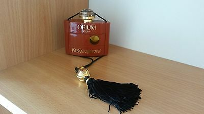 Ancien flacon factice Opium de Yves Saint Laurent YSL