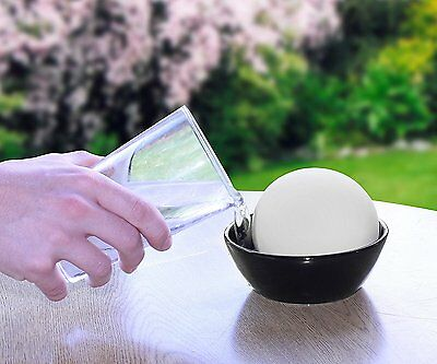 Set of 2 Room Humidifier Sphere Air Humidifier Natural Eco Friendly 009