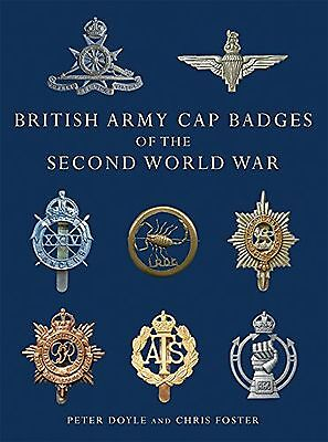 British Army Cap Badges of the Second World War New