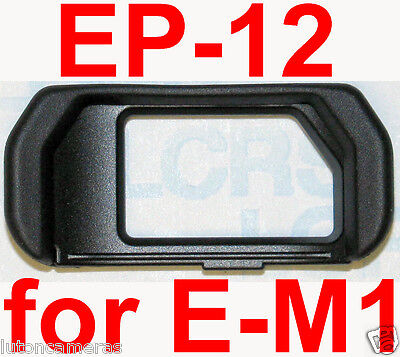 GENUINE OLYMPUS Eye-Piece EP-12 (for E-M1) - NEW