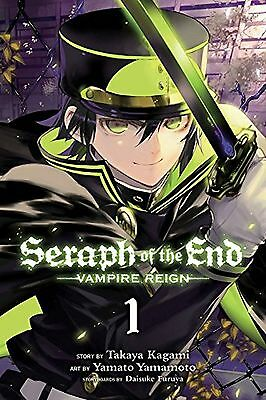 Seraph of the End Vol. 1: Vampire Reign New