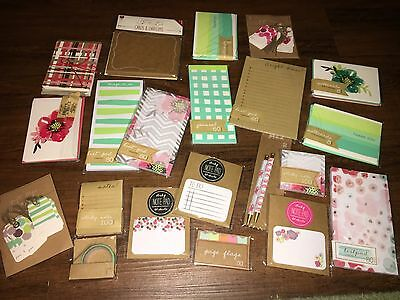 New Target Dollar Spot One Spot Page Flags Sticky Notes Wash Tape Notepad